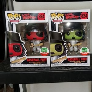 Funko Pop! The Warriors Set